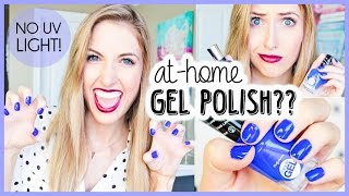 First Impression (FAIL?!?) || Sally Hansen Miracle Gel (No UV Light!)