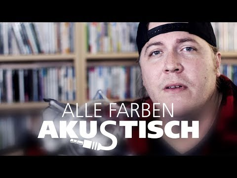 "Alle Farben ""Bad Ideas"" (Unplugged)"
