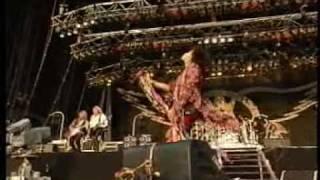 AEROSMITH Get A Grip Live Holland 1994
