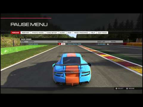 Forza 5 Tuning & Testing The DBS