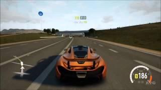 McLaren P1 2013 Forza Horizon 2 Test Drive Gameplay HD
