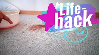 Lifehack Flecken Entfernung / Badezimmer ausmisten / 20.8.17 / MAGIXTHING