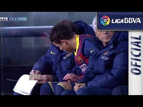 Vuelve Afellay al Camp Nou tras su lesión