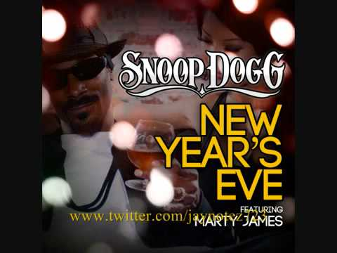 Snoop Dogg Ft. Marty James - New Year's Eve (Instrumental) (Prod. by Scoop DeVille)