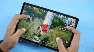 Samsung Galaxy Tab S6 PUBG Mobile Gaming Test | Gameplay & Graphic Settings | Hindi
