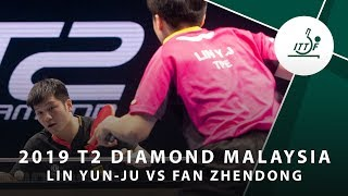 T2 | Lin Jun-Yu vs Fan Zhendong | Final