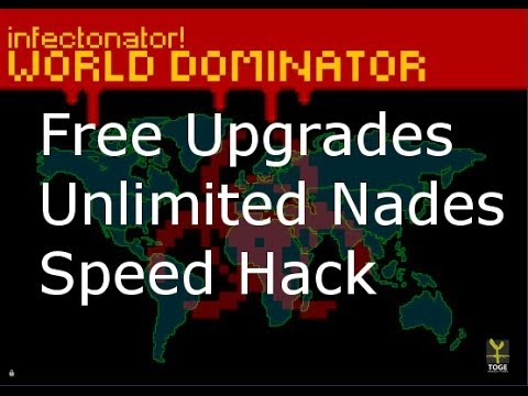 Opinion you infector world domination guide can