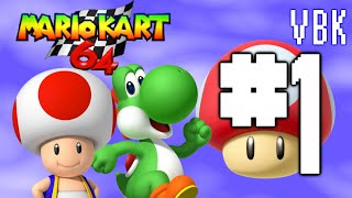 Mario Kart 64 - Episode 1: Rabid Gophers
