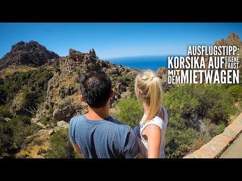Ausflugstipp: AIDA - Korsika auf eigene Faust