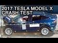 Tesla Model X recebe pontuação máxima em testes de colisão