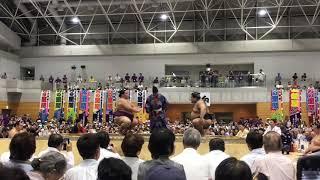 大相撲龍ヶ崎場所.