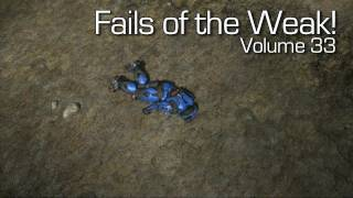 Fails of the Weak - Volume 33 - Halo 4 - (Funny Halo Bloopers and Screw Ups!)
