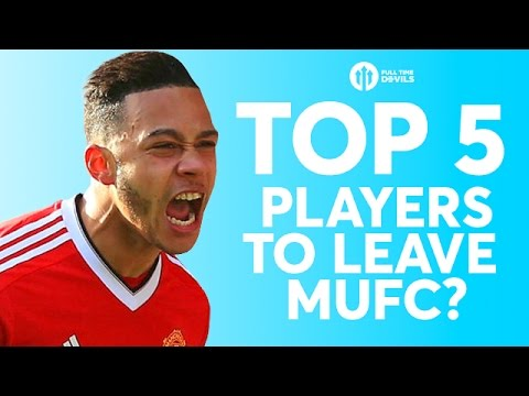 TOP 5 Most Likely To LEAVE Manchester United! | Transfer Review