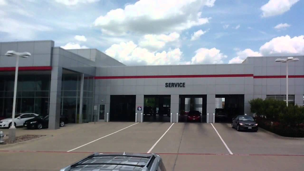 Toyota Of Rockwall >> Toyota Of Rockwall Rockwall Texas Youtube
