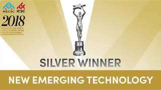 2018 MENA Shopping Centre and Retail Award - New Emerging Technology Silver