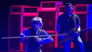 Van Halen Everybody Wants Some Live Montreal 2012 HD 1080P