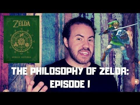 the-philosophy-of-zelda:-episode-1---creation,-skyward-sword- -legend-of-zelda-analysis- -majorlink