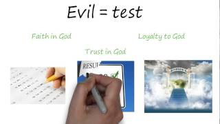 good and evil christian responses to why is there evil in the world