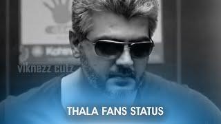 Thala ajith whatsapp status tamil video| whatsapp status video | viknezz