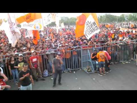 S.F.O Orange Kota Hujan At PRJ Hut jakmania 18th