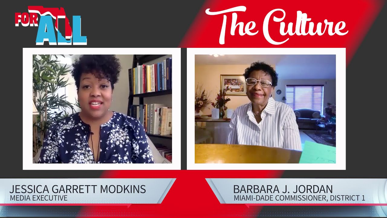 THERE'S LEVELS TO THIS *ISH WITH COMMISSIONER BARBARA J. JORDAN