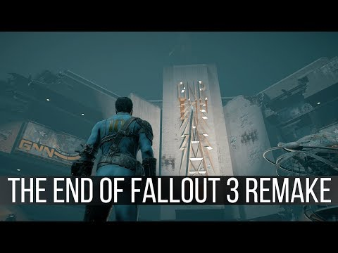 The Fallout 3 Remake Had to Stop Development