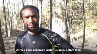Need That Boost of Energy For Training? Do This | Fitness Tip | Health Hacks: Wellnessx3