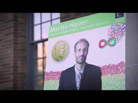 Fields Medal Symposium 2017 - introduction