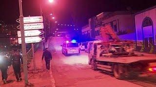 Cezayir'de intihar saldırısı