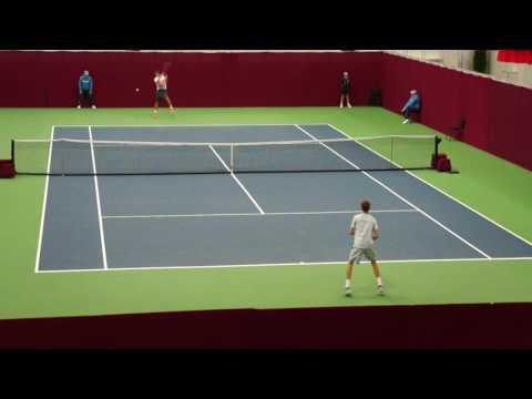 Tobias Kamke vs Egor Gerasimov FINAL ST. BRIEUC CHALLENGER