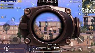 PUBG MOBILE DOUBLE iPhone 6s PLUS Gameplay HD PUBG MOBILE DUPLA BRAZIL