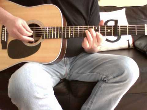 The Stone Roses Waterfall Guitar Lesson Youtube