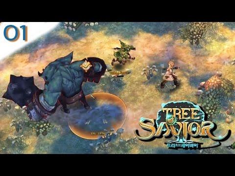 Tree Of Savior [CBT]#01 : Wizard มือใหม่