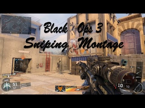 Black Ops 3 Sniping Montage # 4 - LodenMF (1080p)