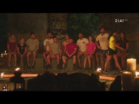 Survivor 2019 |  Η αποχώρηση της Καντέρ και το σκληρό σχόλιο για την ομάδα της | 12/02/2019