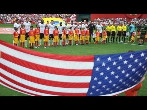 MNT vs. Germany: Highlights - June 2, 2013