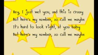 Cover by:babyz Call Me Maybe - Carly Rae Jepsen