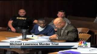Courtroom drama unfolds as convicted murderer begins second trial