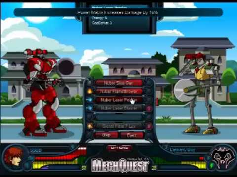 MechQuest [Going To The 20th Position In Pizza Delivery Missions]