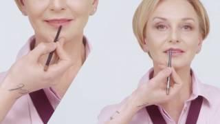 Как выглядеть моложе с помощью макияжа: видео-урок для женщин после 56