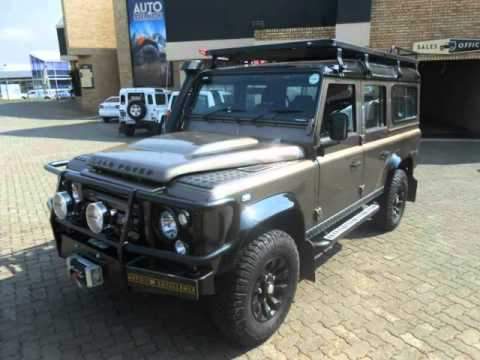 2013 LAND ROVER DEFENDER Auto For Sale On Auto Trader South Africa