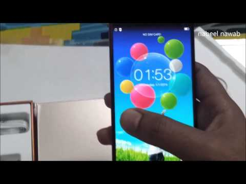 lenovo vibe x2 gold 4g unboxing & hands on review