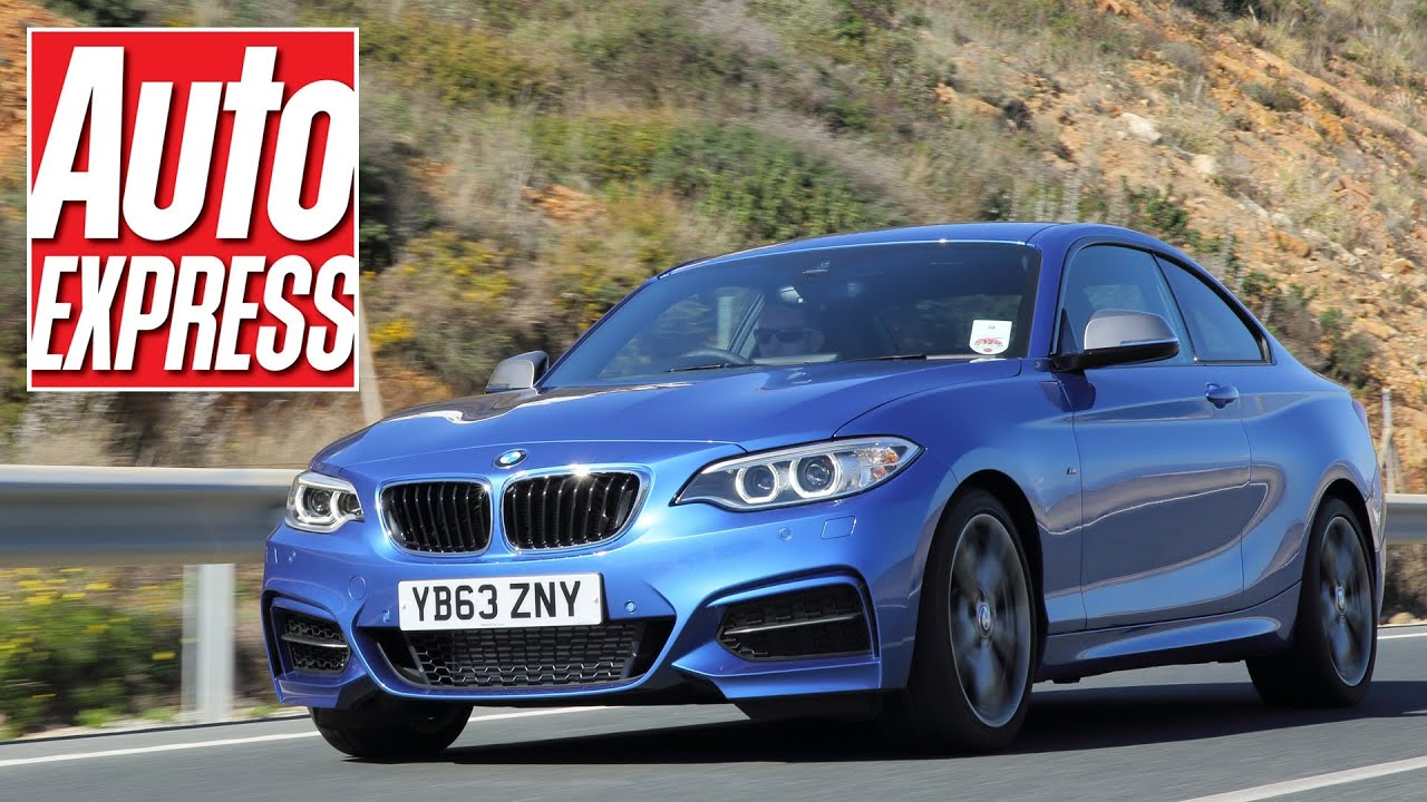 BMW 2 Series review  is the M235i the new E36 M3  YouTube