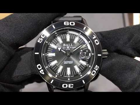 Ball Fireman NECC II | Review | DM3090A-P4J-BK | Olfert&Co