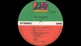 Yes - Starship Trooper - Original LP - HQ