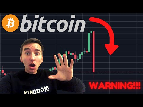 🚨 MASSIVE WARNING TO EVERYONE WHO IS HOLDING BITCOIN!!!!!