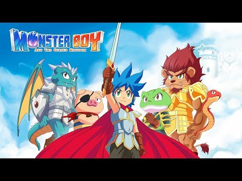 Monster Boy and the Cursed Kingdom (Demo) Gameplay [1080p HD] thumbnail