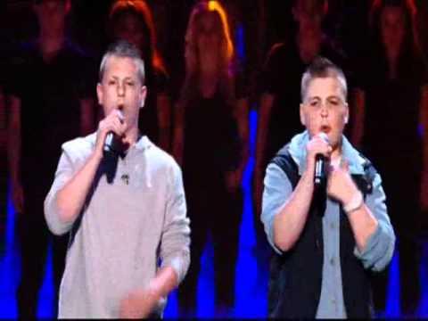 Follow The Right Path Rappers Semi Final Live Britains Got Talent 2011 HD