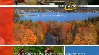 Maine Vacation & Travel Attractions Videos