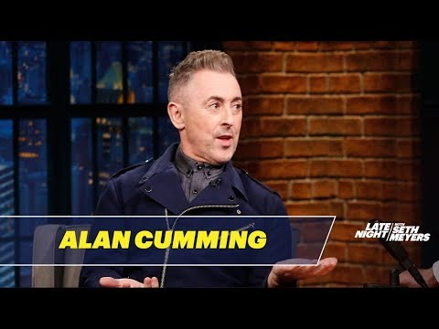 Alan Cumming Talks About His Groundbreaking Role in Instinct